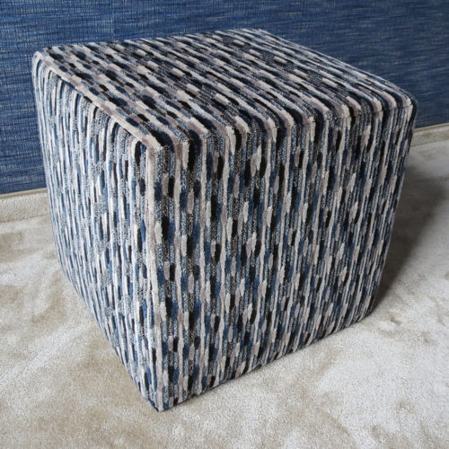 Hocker klein «Galleria Stripe»