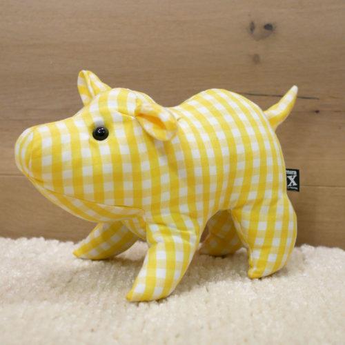 Stofftier «Schwein Rosalie»