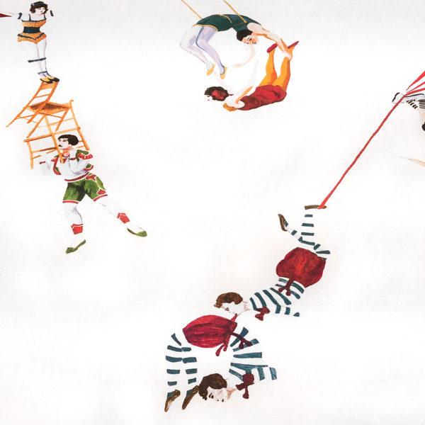 Bettwäsche «Christian Fischbacher Circo»
